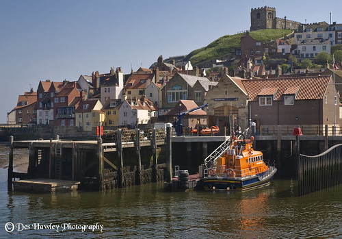 WHITBY LIFEBOAT STATION | by Des Hawley,