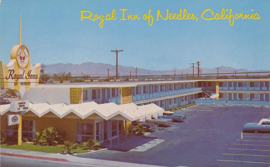 Royal Inn - Needles, California