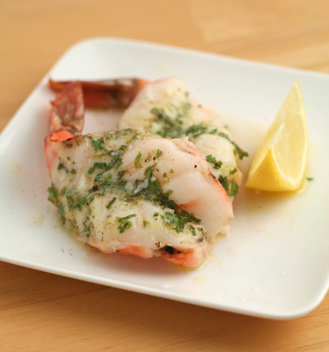 Garlic Butter Butterflied Shrimp | by Nook & Pantry