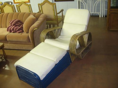 Vintage Rattan Living Room Set