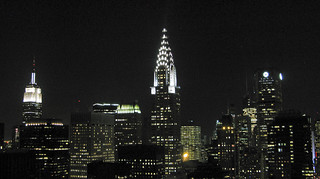Chrysler building & Empire State | by finnur.malmquist