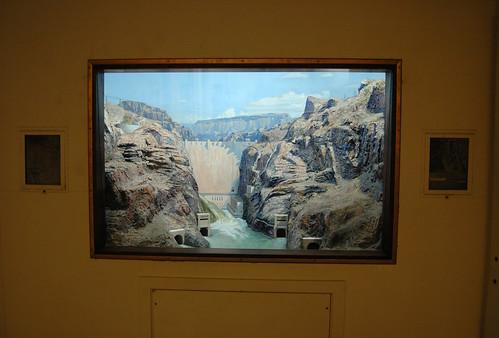 Dam Diorama In The Department Of The Interior Museum Wash Flickr