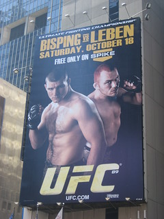 UFC in NYC | by Fedjake
