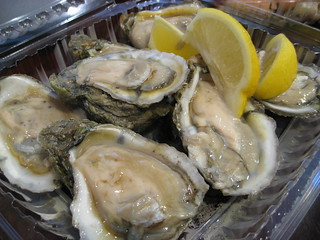 Oysters on the Half Shell | by Renée S. Suen