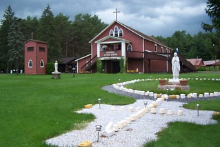 National Kateri Shrine and Indian Museum | by J. Stephen Conn