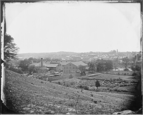 View of Town. (Petersburg, Virginia.) | by The U.S. National Archives