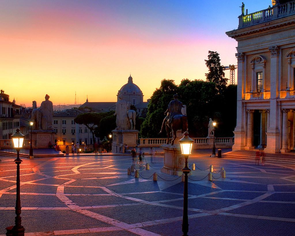 Piazza Del Campidoglio | By MarcelGermain Piazza Del Campidoglio | By  MarcelGermain