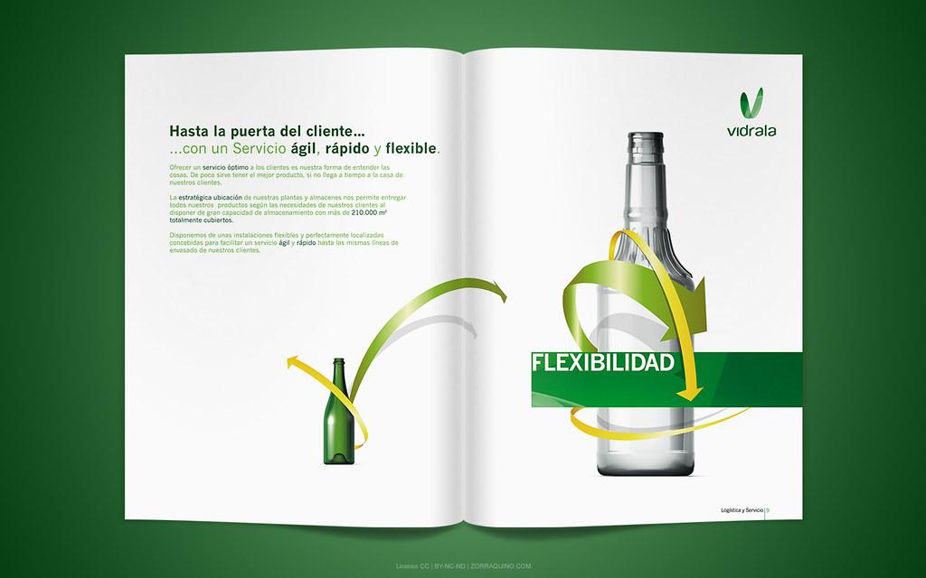 Diseño Catálogo Vidrala 05 | Diseño gráfico del catálogo cor… | Flickr