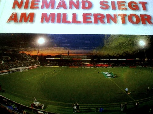 niemand siegt am millerntor | by ring2
