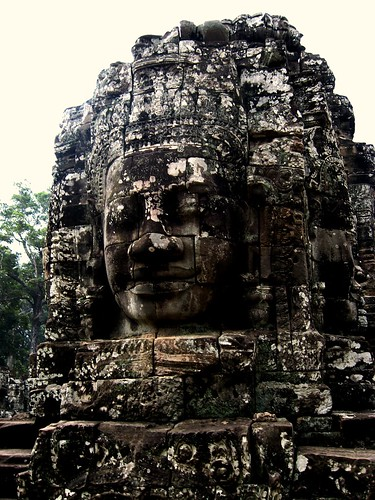 Bayon Temple Faces at Angkor Thom | by Ninja M.