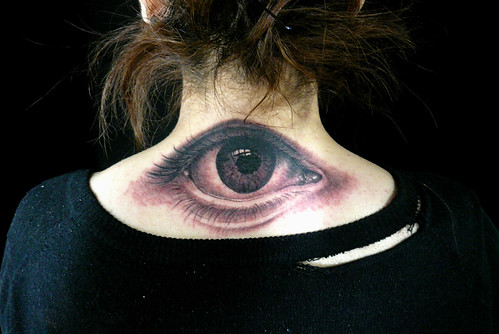 eye | by tattoo harizanmai