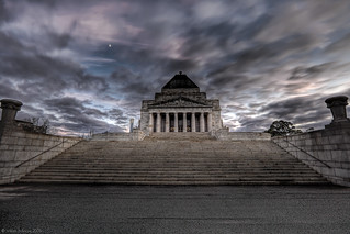 Shrine of Remembrance | by WilliamBullimore