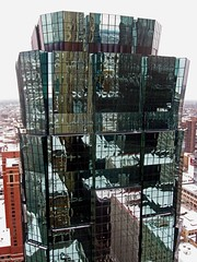 Skyscraper Glass Tower Glory, Minneapolis , Minnesota | by moonjazz