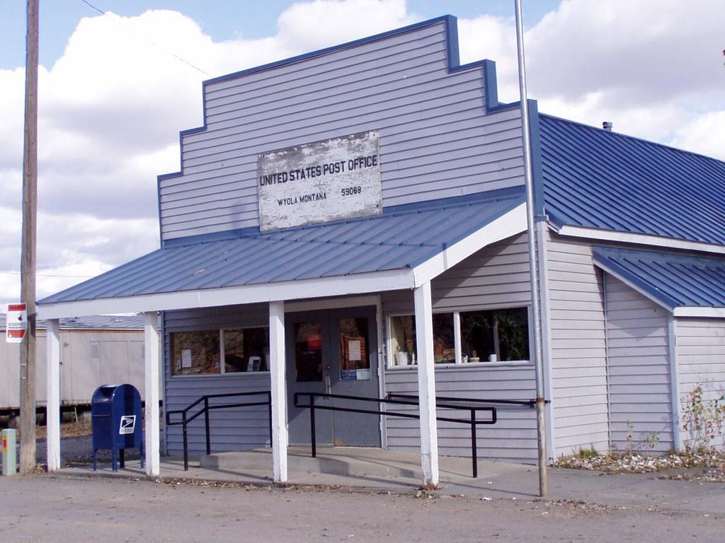 Montana big horn county wyola -  Wyola Montana 59089 By Postmarks From Montana