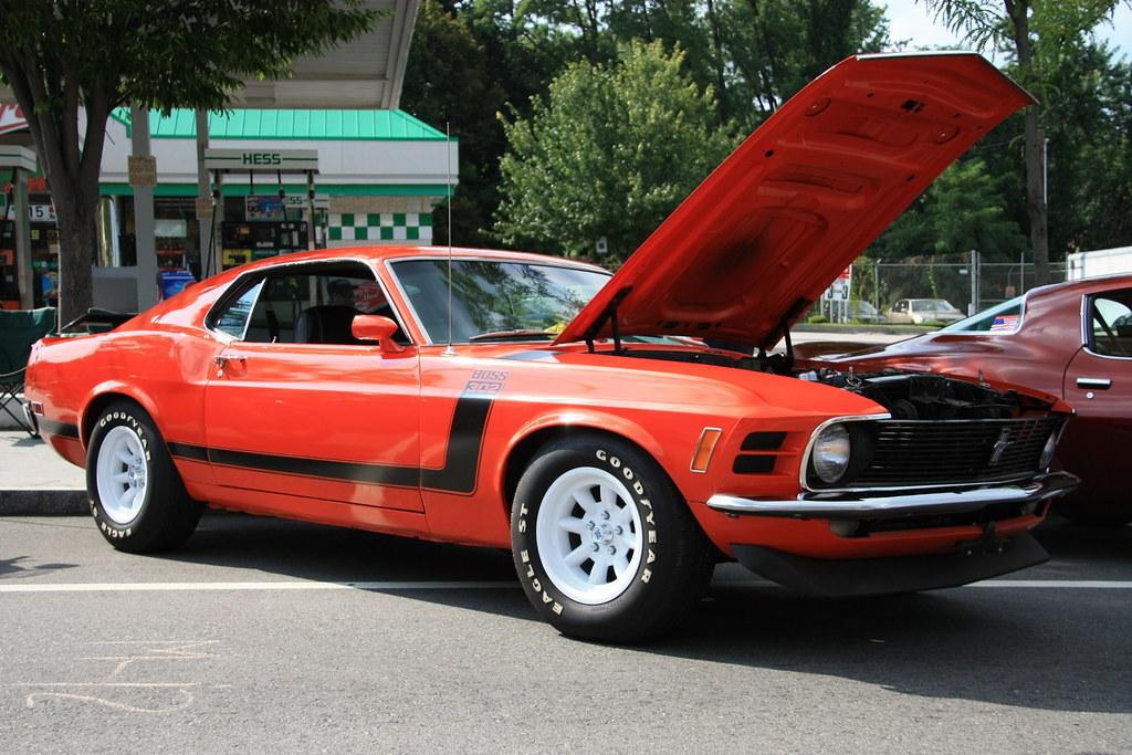 Glenside Car Show