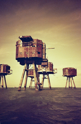 Red Sands Sea Forts #3 | by slimmer_jimmer