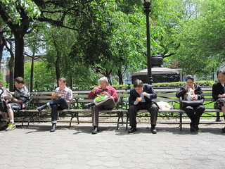 Union Square Park | by veganbackpacker