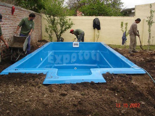 piscinas de fibra de vidrio precios by adhonys