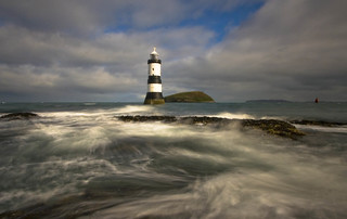 Surge at Penmon | by Dylan.Edwards38.