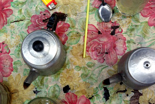 Tea Pots - Cycling In Saigon | by The Hungry Cyclist