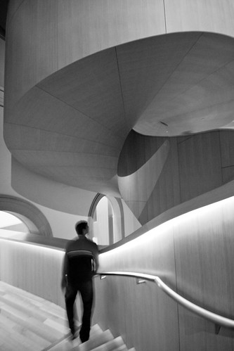 Gehry's Staircase - Art Gallery of Ontario | by Scott Norsworthy