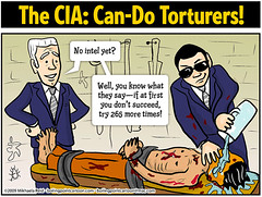 The CIA: Can-Do Torturers! | by M1khaela