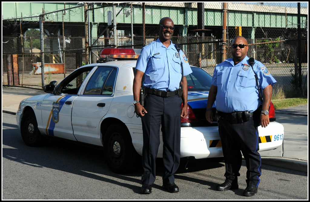 ... Philadelphia Housing Authority Police 4 | By Phillycop