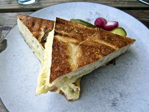 Grilled Cheese Sandwich from Hog Island Oyster Co. | by megsout