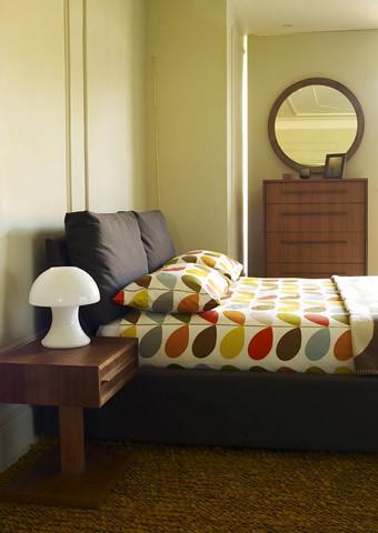 Nest Bed Amp Orla Kiely Stem Print Linen The Westbury