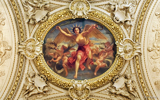 The Louvre Ceiling Fresco | by s.j.pettersson