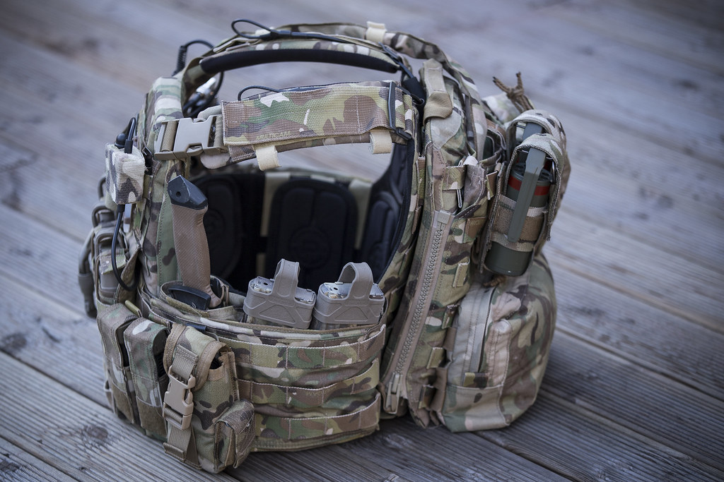 Excellent Crye Cage Plate Carrier Contemporary - Best Image Engine ...