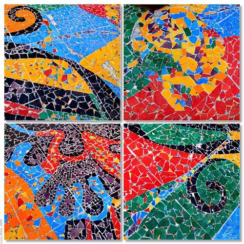 Mosaico de piso de colores 090111 1 piso de colores - Mosaicos de colores ...