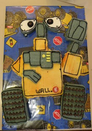 Wall-E | by mickiswing