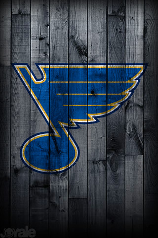 St Louis Blues I Phone Wallpaper