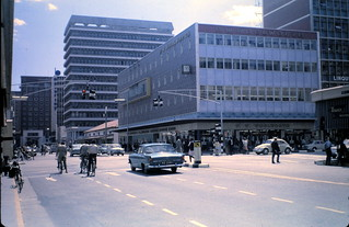First Street, Salisbury, Rhodesia (now Harare, Zimbabwe), 21 August 1970 | by allhails