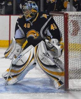 608 Patrick Lalime 11/12/2008 | by sabre11richard