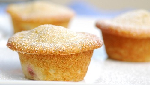 red grape and sweet wine muffins | by Food Blogga