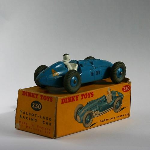 Lago Talbot Racing Car