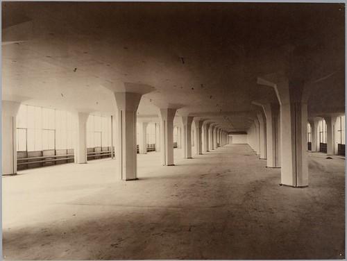 Van nelle fabriek van nelle factory interieur van for Archi interieur rotterdam