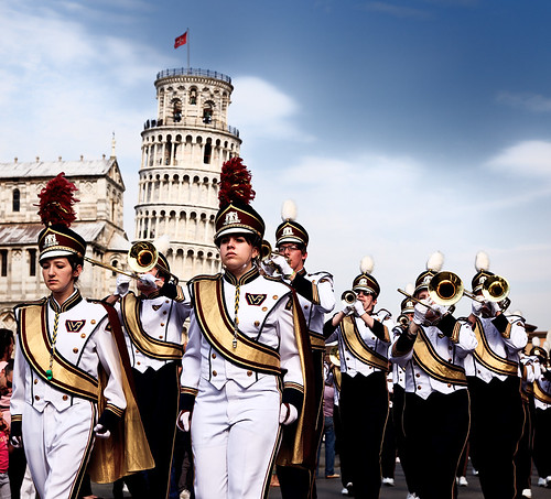 Italian Bands: Italy - Pisa: Marching Band