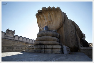 Nagalinga at Lepakshi | by Nagesh Kamath