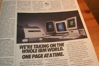 "We're Taking on the Whole IBM World | by Jason ""Textfiles"" Scott"