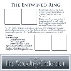 Entwined Ring Vendor Background 512 | by Skinkie
