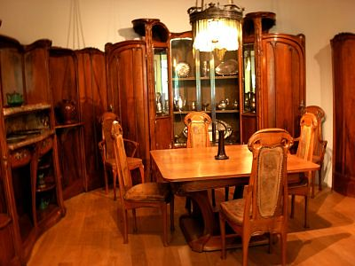 paris petit palais art nouveau dining room mo flickr