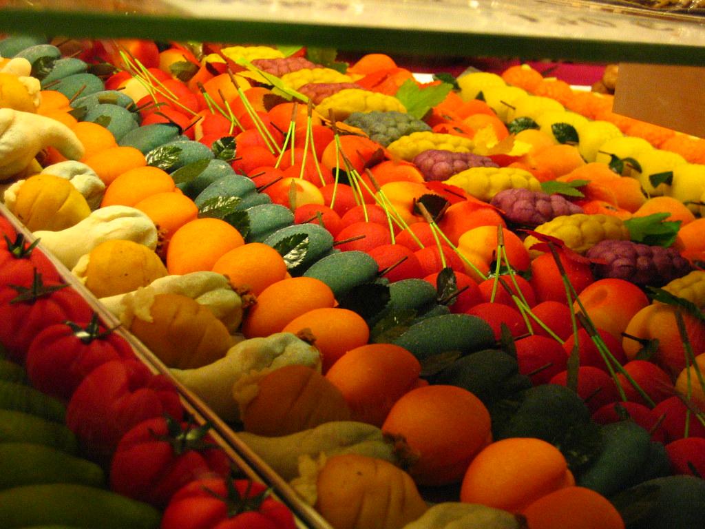 Marzipan Fruits - Nuremberg Christmas Market   charley1965   Flickr