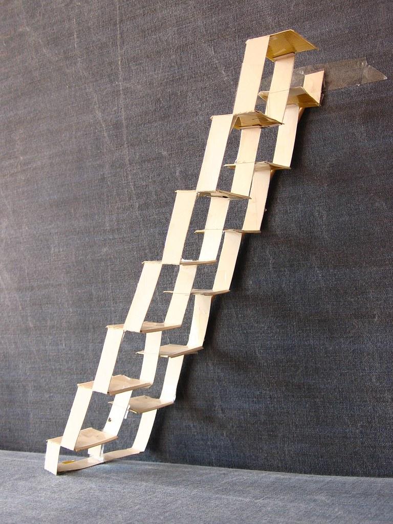 Alternating Stairs | Flickr