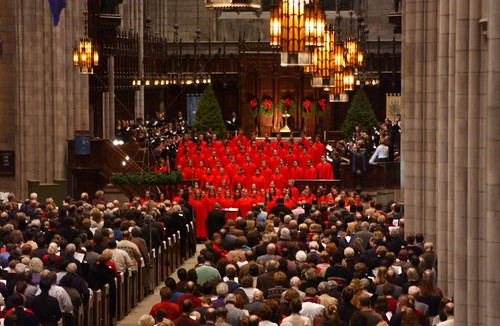 Westminster Readings Carols | by visit.princeton