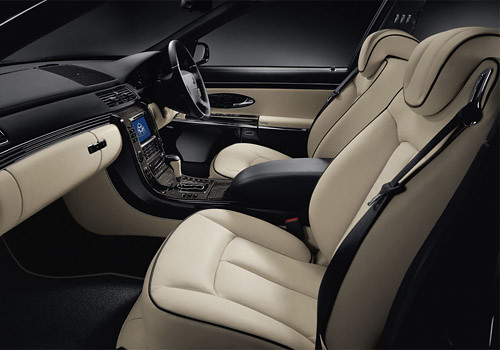 Maybach 57 S Front Seats Interior Photo | by CarDekho