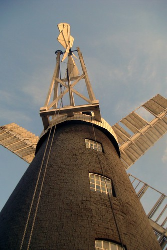 Mount Pleasant Windmill, Kirton in Lindsey, Lincolnshire | by wiatrak1