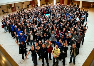 Plone Conference 2009 Group Photo | by MrTopf